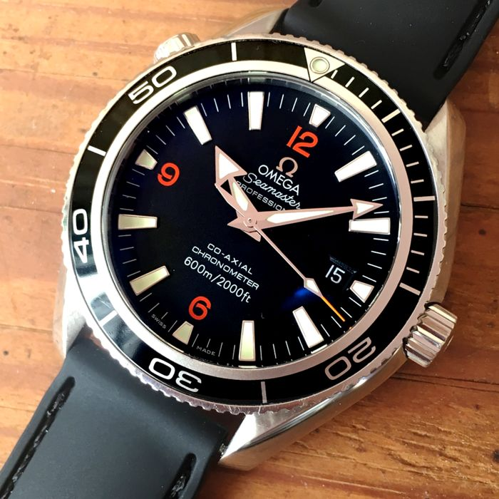 Omega - Seamaster Planet Ocean Co-Axial  - 29015182 - Mænd - 2011-nu