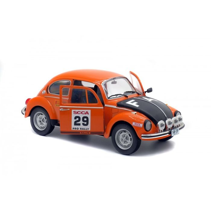 Solido - 1:18 - VW Beetle 1303S N.29 SCCA  - National Pro Rally 1980