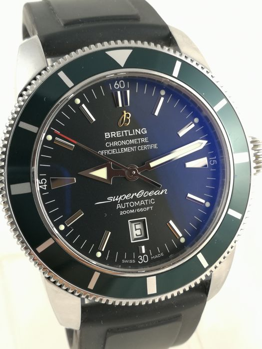 Breitling - Superocean - Limited Edition - A17320 - Homme - 2000-2010
