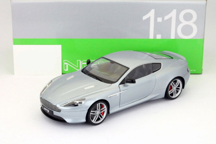 Welly - 1:18 - Aston Martin DB9 Coupe