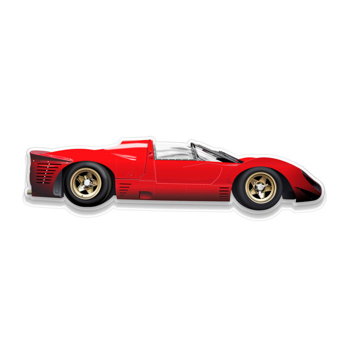 Decorative item - SL-Halmo Collection Ferrari P4