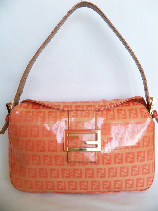 Fendi Handbag/Shoulderbag  -*No Reserve Price!* - Vintage