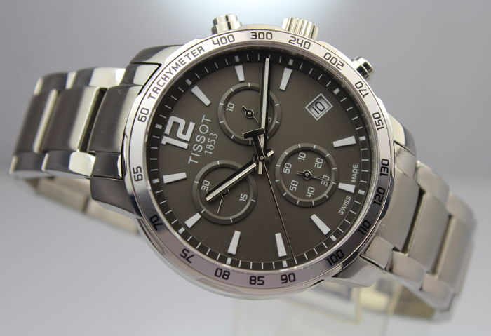 "Tissot - T095417A Chronograph ""NO RESERVE PRICE"" - Heren - 2011-heden"