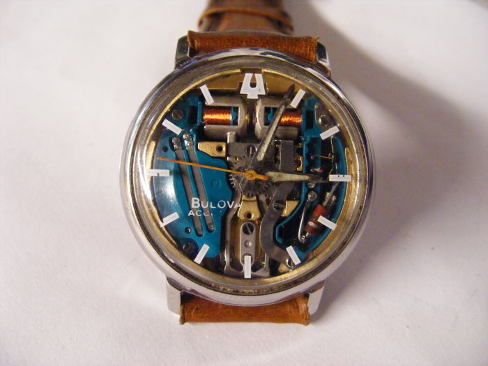 "Bulova - Accutron""Spacewiew""  - cal.214 - Men - 1970-1979"