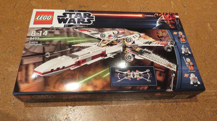 Star Wars - 9493 - X Wing Starfighter