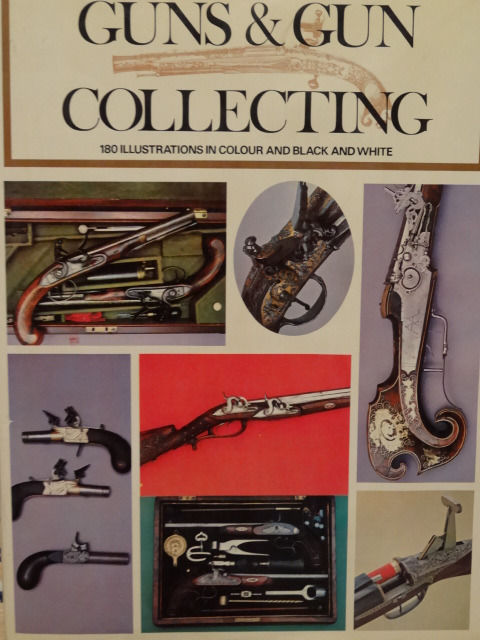 Book - Guns & Gun Collecting
