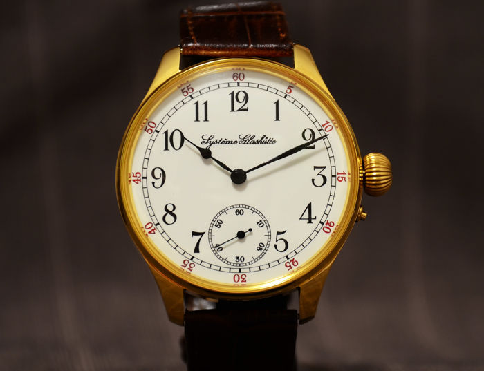 Glashütte Original - marriage watch  - 1792167 - Heren - 1850-1900
