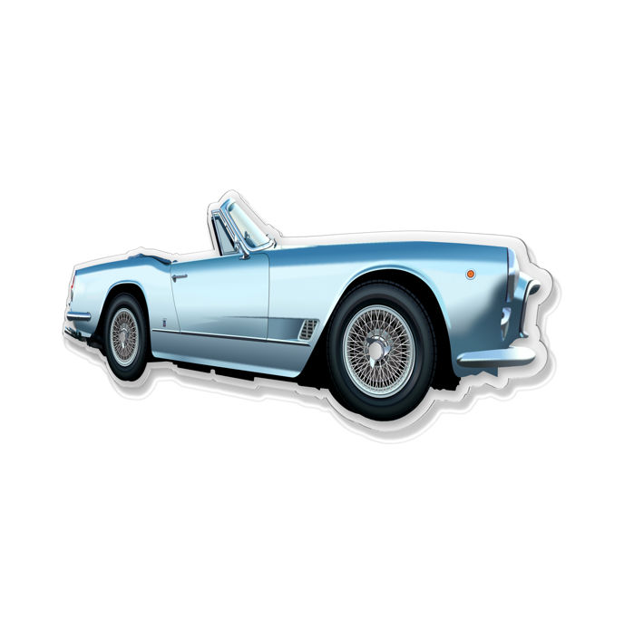 Decoratief object - SL-Halmo Collection Maserati 3550 Vignale spider - 2018