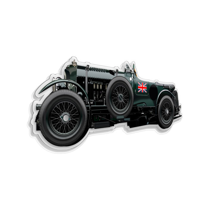 Decoratief object - SL-Halmo Collection Bentley 4,5 lt 1930 - 2018