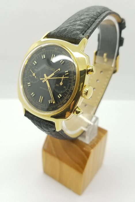Precimax - vintage manual winding chronograph - 1008 - ETA 7733 - Men - 1970-1979