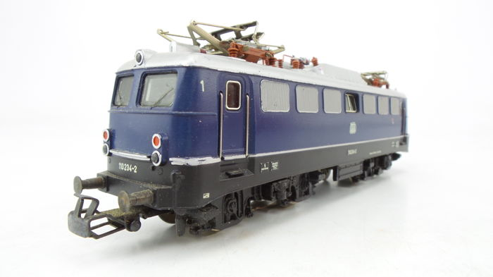 Märklin H0 - 3039.2 - Electric locomotive - BR 110 - DB