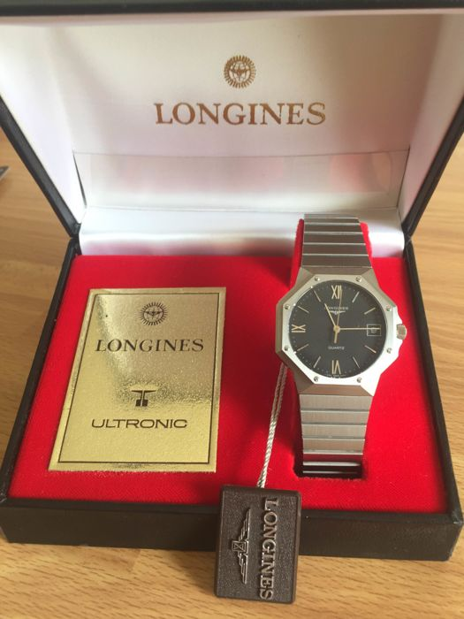 Longines Octagon Vintage Men's