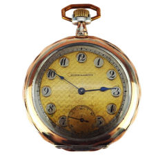 Pocket Watch Auction
