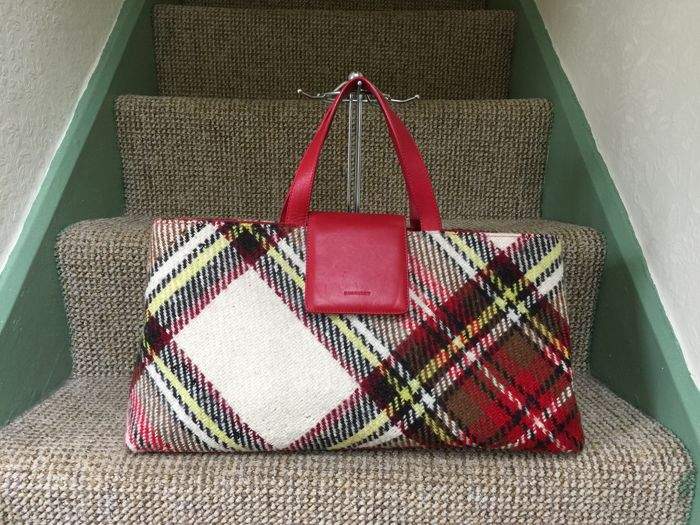 Burberry Shopper - Vintage