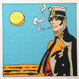 Comic Auktion (Hugo Pratt/Corto Maltese)
