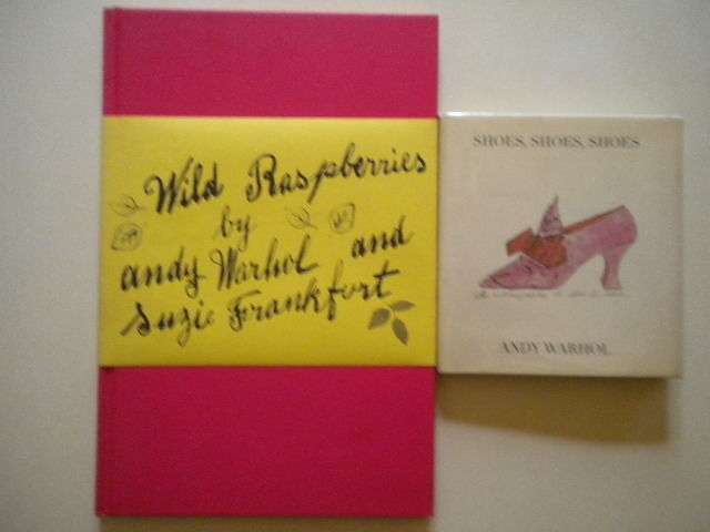 Andy Warhol- Wild Raspberries /Shoes, shoes, shoes- 1997 gebraucht kaufen