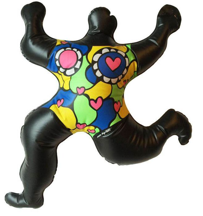 Niki De Saint Phalle Inflatable Nana Sculpture Catawiki