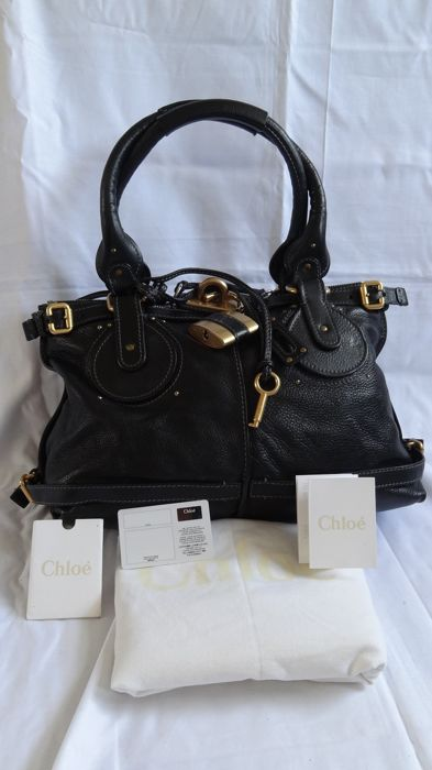 Chloé - Paddington large model Handbag