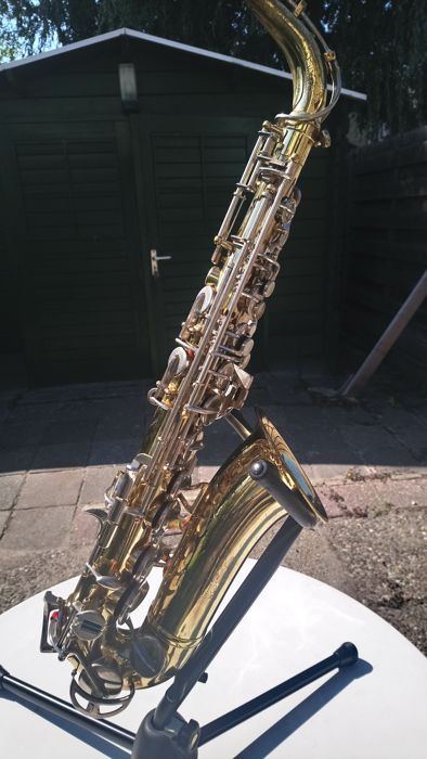 Alto saxophone KING 613 USA