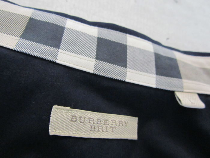 Burberry Brit - Chemisier - Catawiki 0a766f8052a