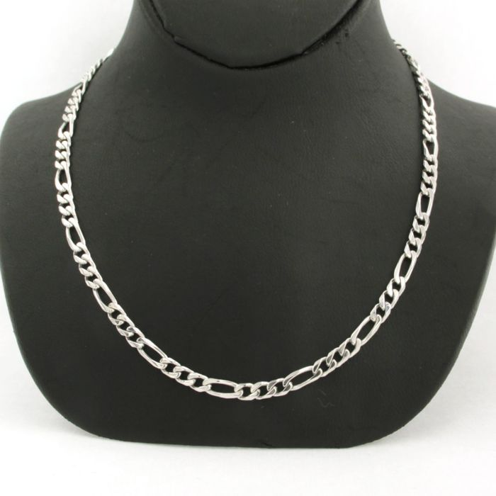 Necklace - White gold