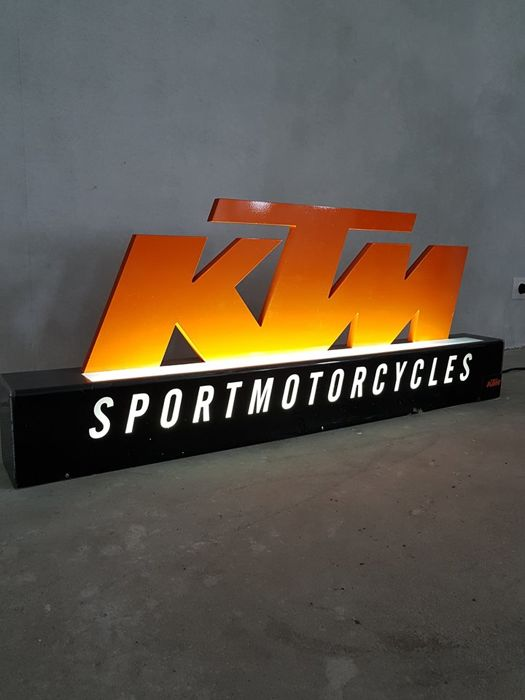 Objeto decorativo - Unique KTM Motocycles collectible lightbox - 1999-1995 (1 objetos)