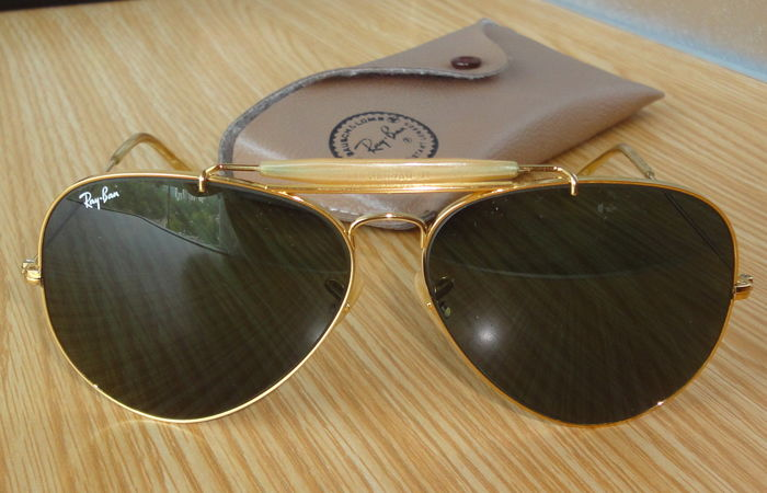 b&l ray ban usa aviator 62 14