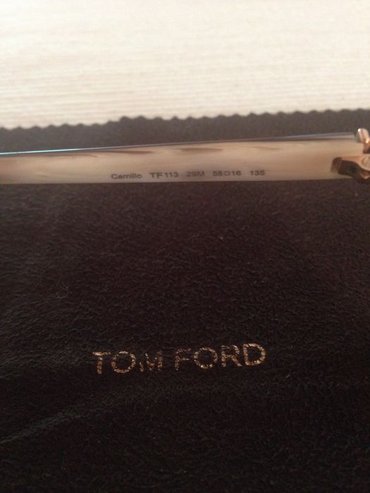 Tom Ford - TF-113 29M Lunettes de soleil - Catawiki 10ad50bd19e3