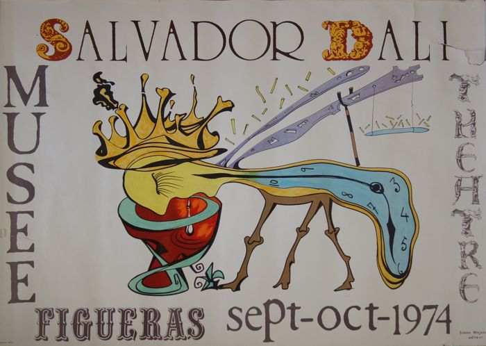 Salvador Dali  - Royal Insect