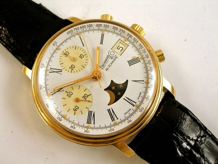 dbe95dd8620 Eberhard   Co. - Chronograph Moonphase limited edition -