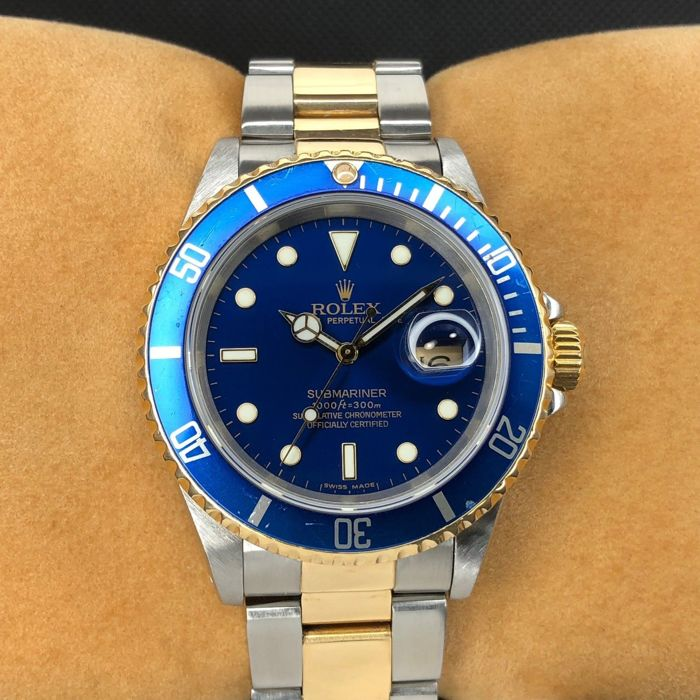Rolex - Submariner Date  - 16613 - Men - 1990-1999