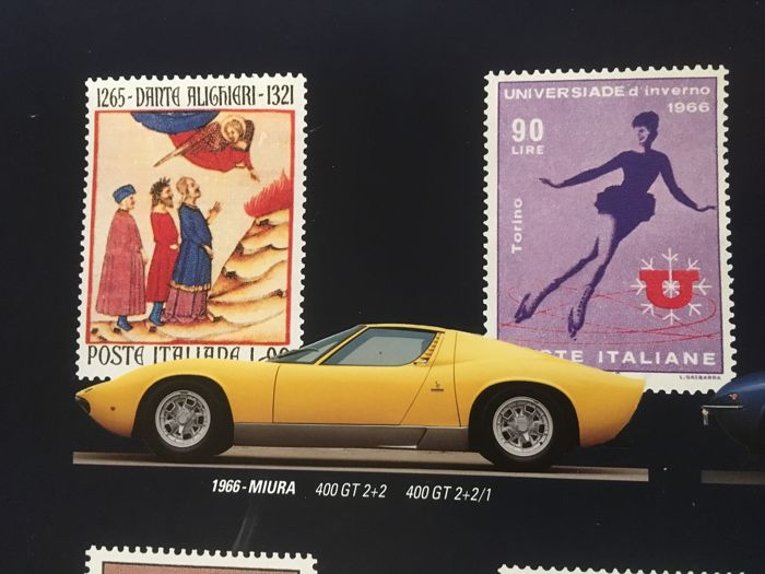 Poster 30 Anni Di Lamborghini Limited Edition 1993 1 Items