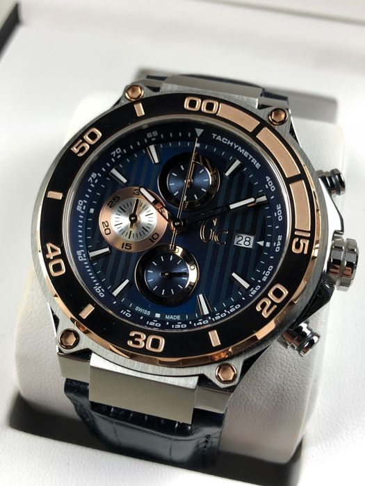 Guess - Bold Chronograph - X56011G7S - Hombre - 2011 - actualidad