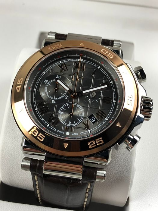 Guess - Sport Chic Chronograph  - X90005G2S - Heren - 2011-heden