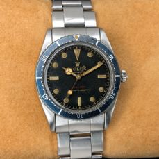 Rolex - Turn-O-Graph - 6202 - Heren - 1950-1959