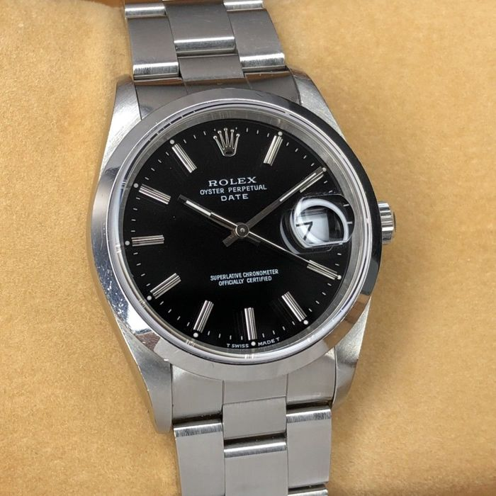 Rolex - Oyster Perpetual Date - 15200 - Uomo - 1990-1999