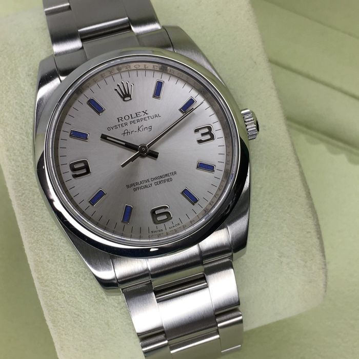 Rolex - Air-King - 114200  - Men - 2000-2010