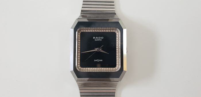 8fafbb99456 Rado - Diastar Quartz - 104.0018.3 - Men - 1980-1989 - Catawiki