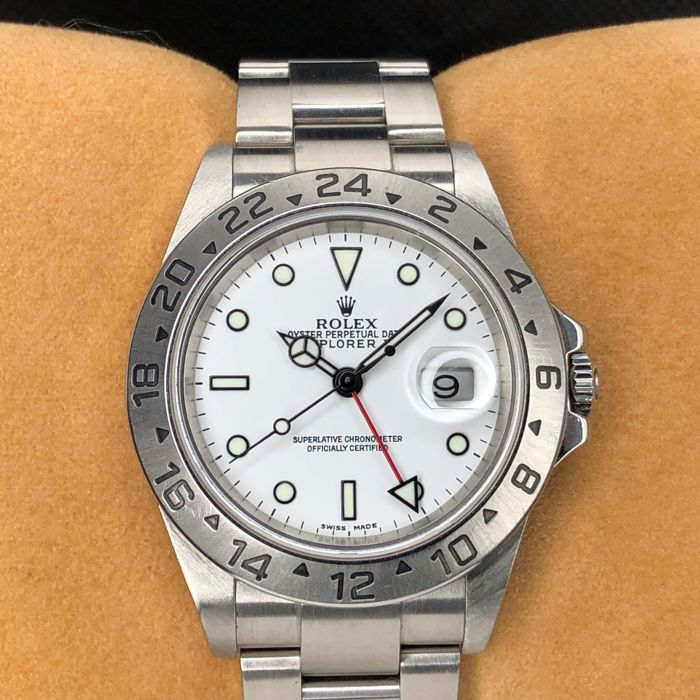 Rolex - Explorer II - 16570 - Men - 2000-2010