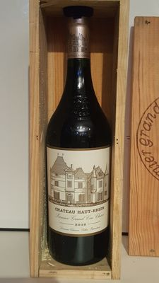 2010 Chateau Haut-Brion, Pessac-Leognan - 1 bottle in OWC - 100/100 Parker