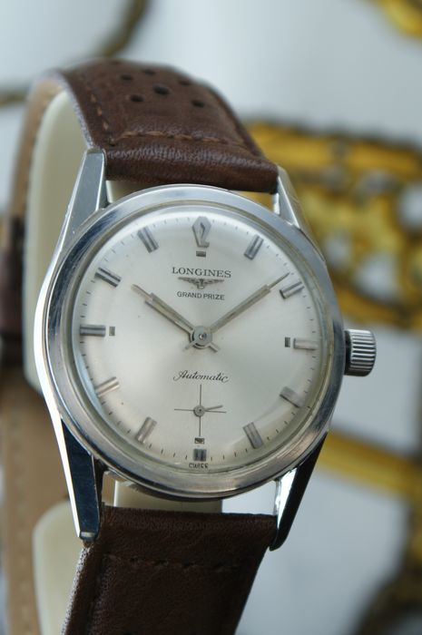 "Longines - Automatic ""Grand Prize""  Cal 350 LXW  - Heren - 1959-1969"