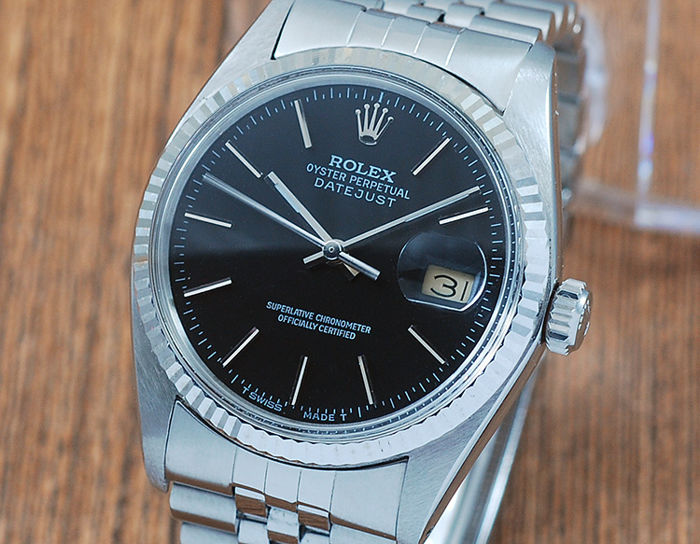 Rolex - Oyster Perpetual Datejust  - 16014 - Men - 1970-1979