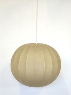 Achille and Piergiacomo Castiglioni for Flos - Ceiling lamp - Mod. Cocoon hanging
