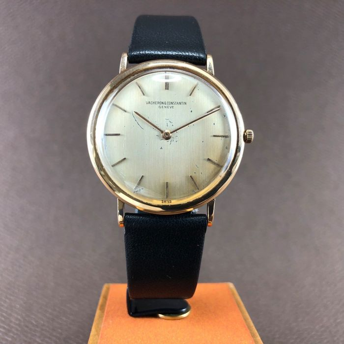 Vacheron Constantin - 18k Solid Yellow Gold Classic - 6506 - Uomo - 1960-1969