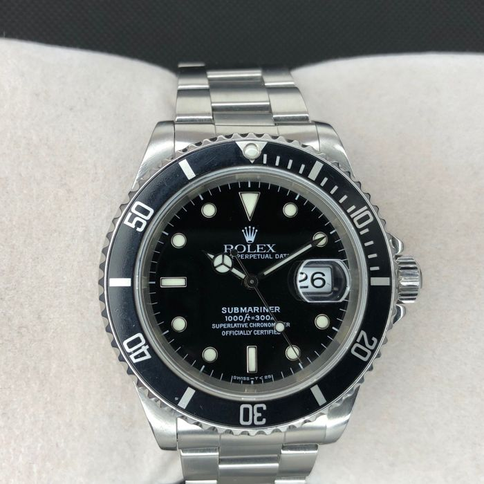 8b1de9a233c2 Rolex - Submariner Date - 16610 - Men - 1990-1999 - Catawiki