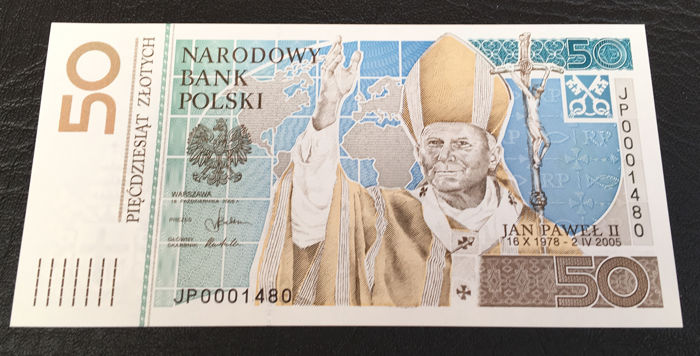 Pologne - 50 Zlotych 2006 - Pick 178 - Commemorative - in special folder