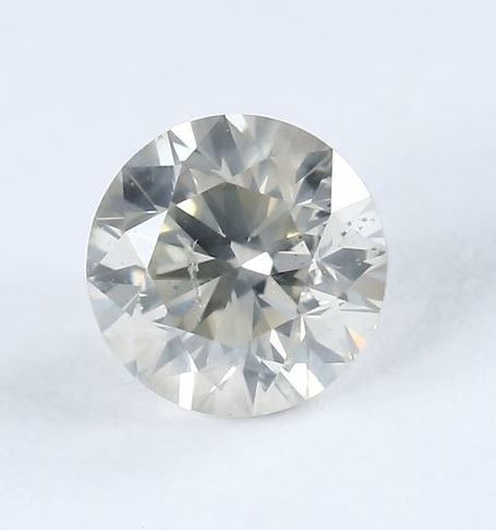 IGI Certified 1.03 ct. Round Brilliant Natural Diamond