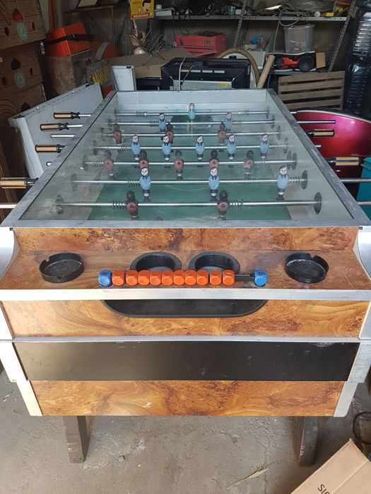 Garlando Foosball Machine