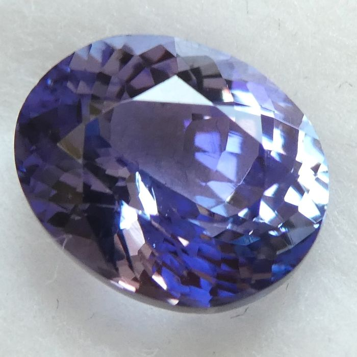 Tanzanite – 3.84 ct – No Reserve Price