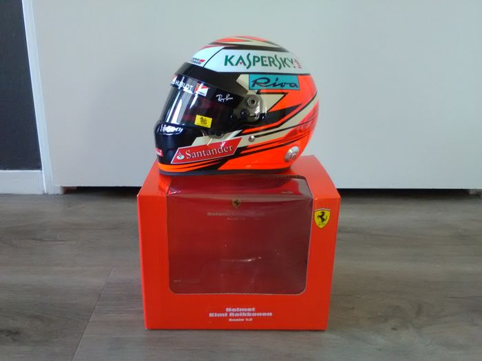 Helmet - Ferrari - 2017 (1 items)